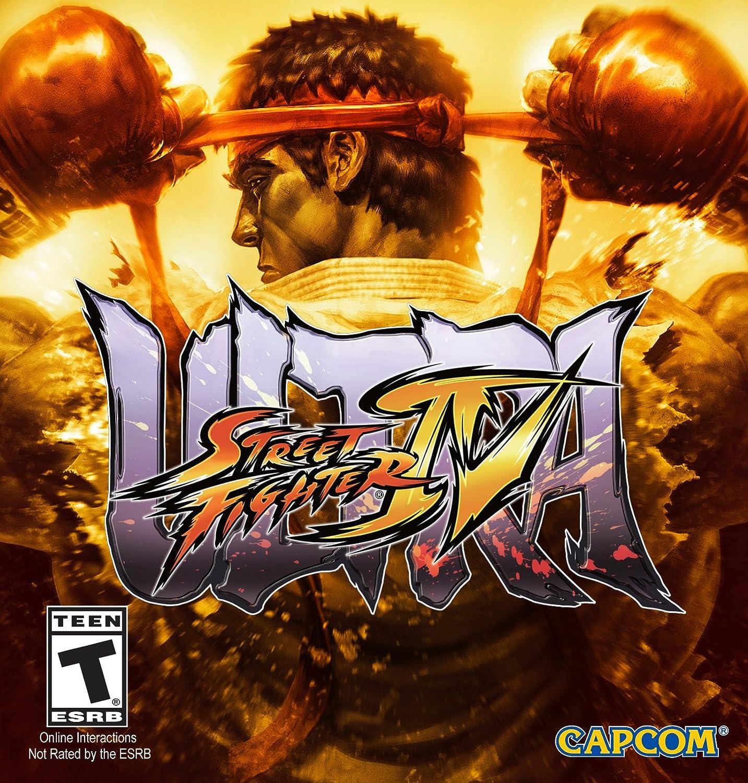 Ultra Street Fighter IV [Online Game Code]