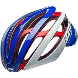 BELL(ベル) ヘルメット 自転車 サイクリング JCF ロード ZEPHYR MIPS [ゼファー ミップス マットレッド/ホワイト/パシフィック L] 7088439 7088439 L