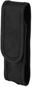 Trailite TL-NH101 robust nylon Flashlight Holster up to 170 mm/ 6.5 inches long with push button