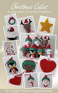 25+ Free Patterns of Crochet Christmas Ornaments | Crochet christmas  ornaments free, Crochet christmas ornaments free pattern, Crochet christmas  decorations | 320x200