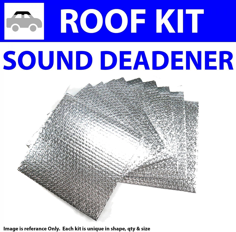 Zirgo 315757 Heat /& Sound Deadener for Chevy S10 Headliner Stg3 Roof Kit