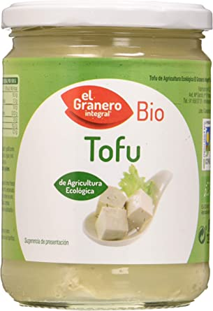 Granero Tofu Cultivo Biologico - 440 g