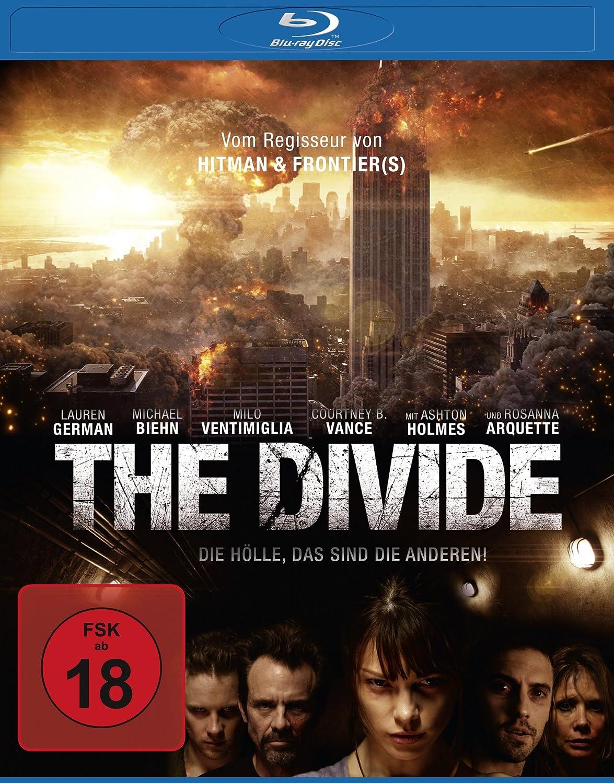 The Divide [Blu-ray]: Amazon.de: Milo Ventimiglia, Michael Eklund ...