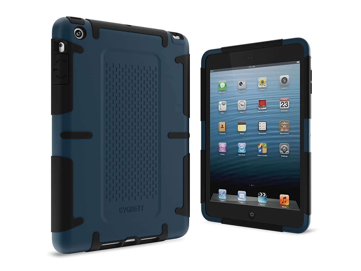 【中古】 Workmate case Grey Shock-absorbing case iPad Mini Slate Grey - CY0966CIWOR B009VFOR90 B009VFOR90, 矢吹町:775e5681 --- a0267596.xsph.ru