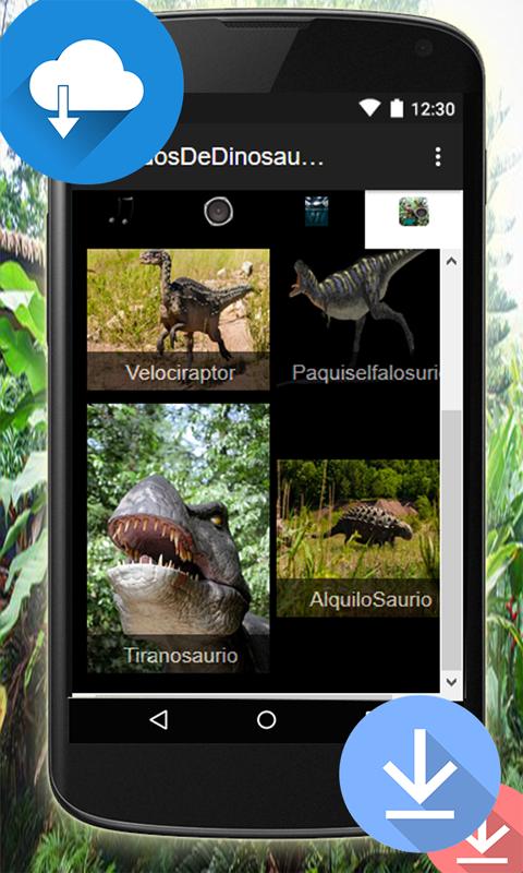 sonidos de dinosaurios: Amazon.es: Appstore para Android