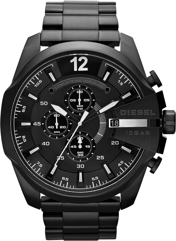 Diesel Reloj Cronógrafo para Hombre de Cuarzo con Correa en Acero Inoxidable DZ4283