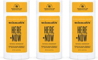 product image for Schmidt's Aluminum Free Natural Deodorant for Women and Men, Citrus, 3 Count, Pack of 3