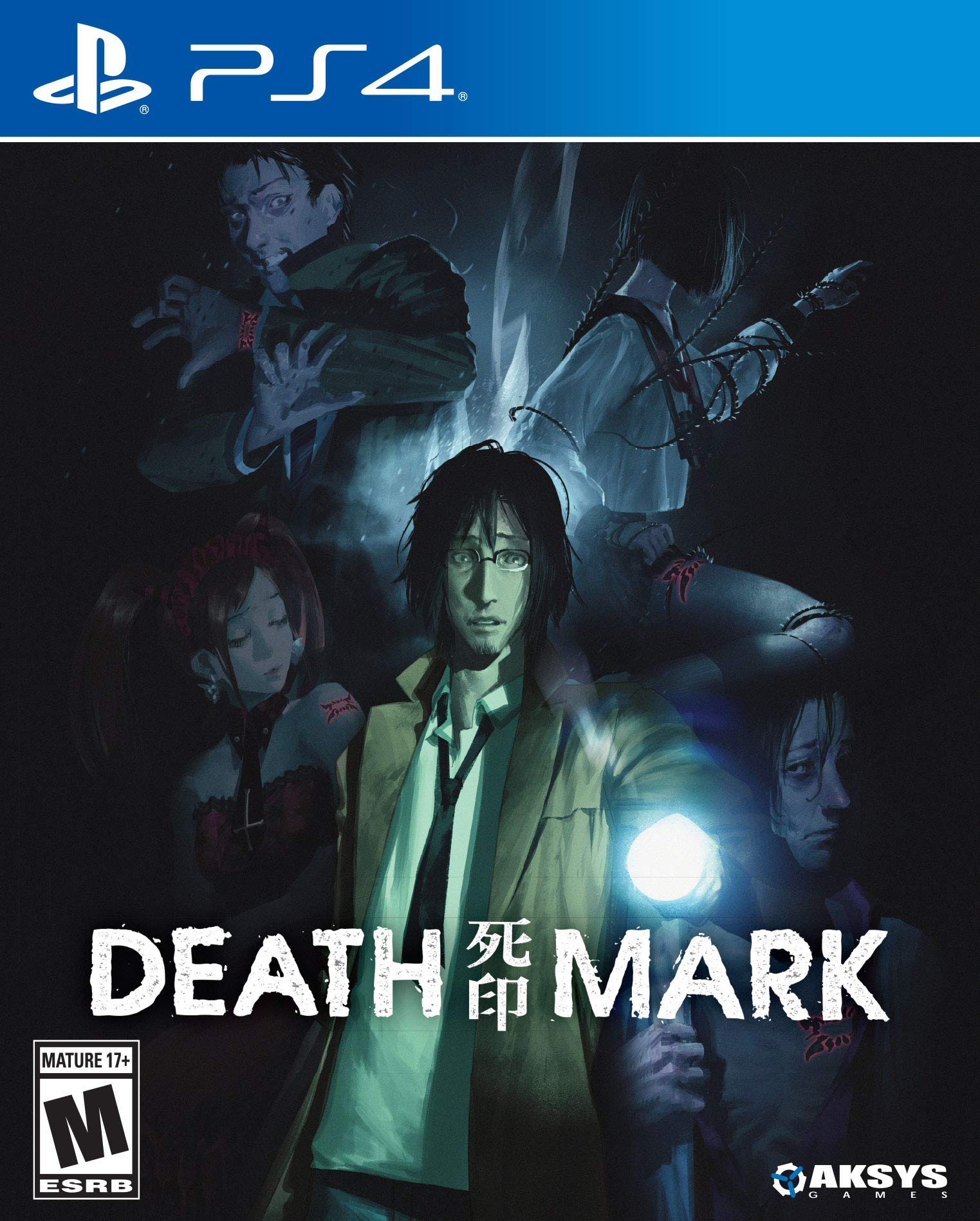 Death Mark - PlayStation 4