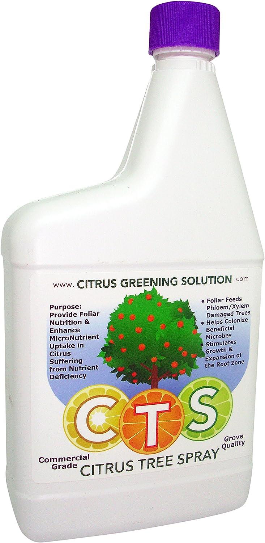 Citrus Tree Fertilizer - Citrus Plant Food to Help Bear More Fruit (32 Ounce) - Citrus Fertilizer for Your Lemon Tree Plant, Lime Tree & Any Fruit Tree