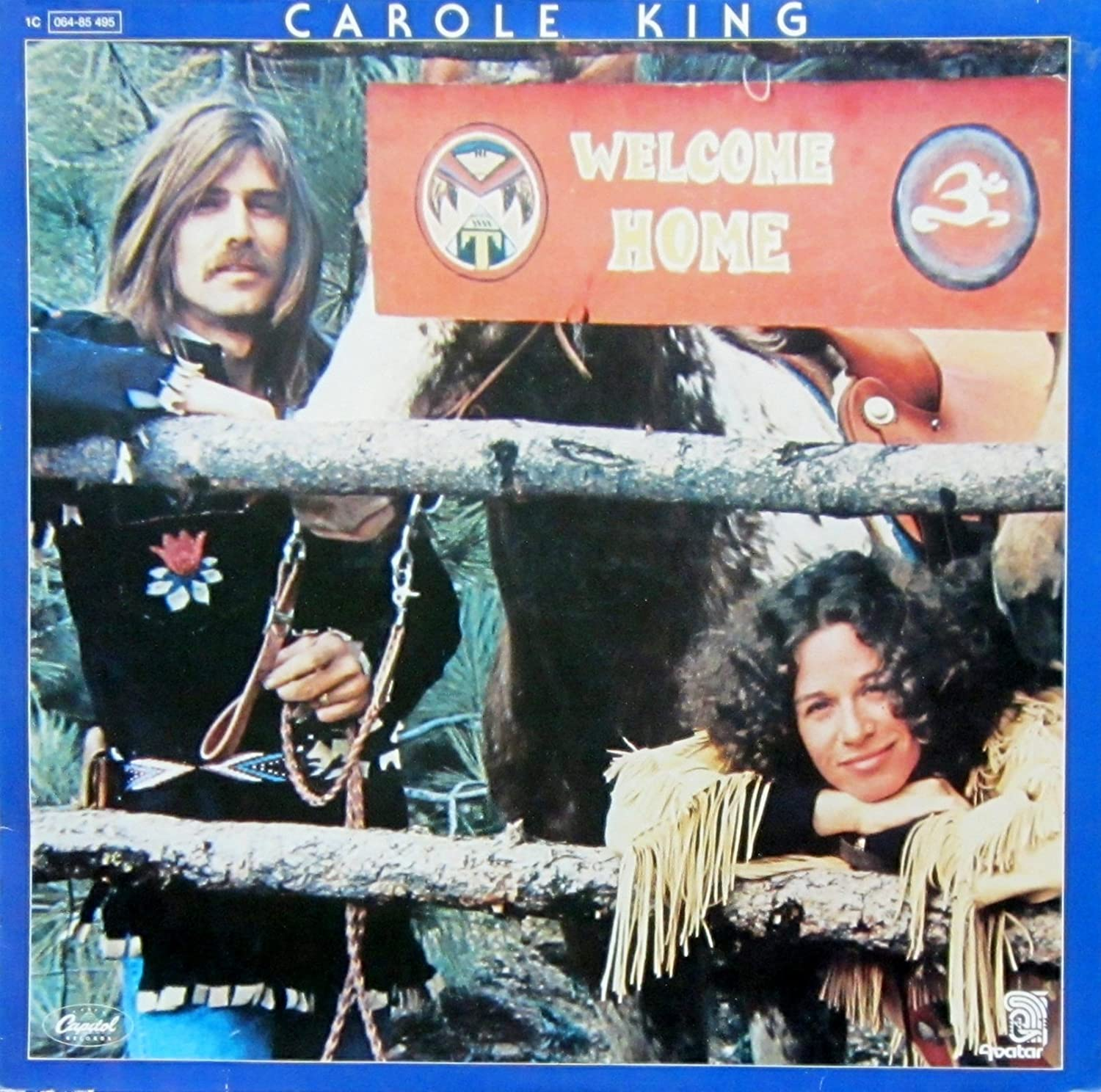 Carole King - Welcome Home - Avatar Records - 1C 064-85 495