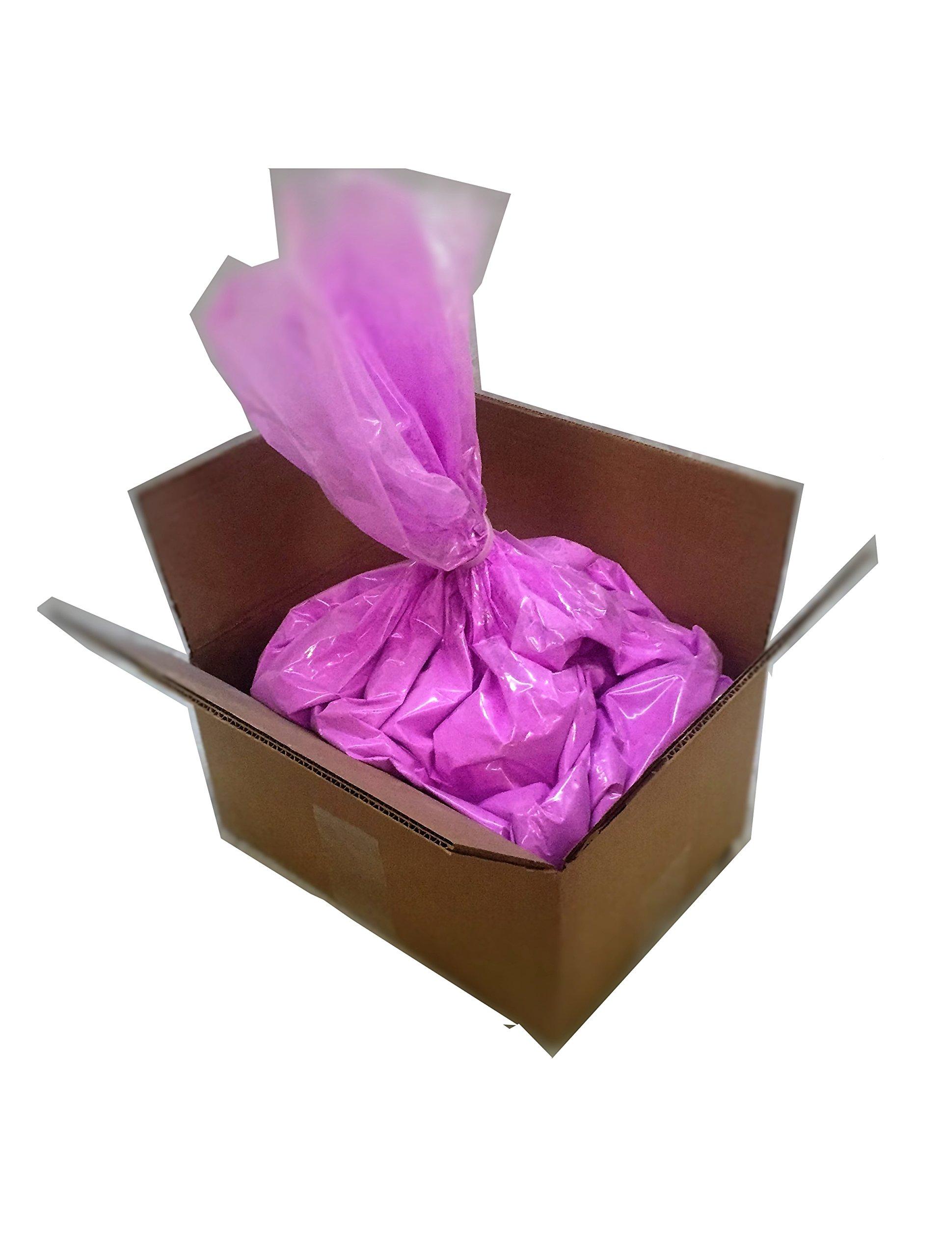 Holi Color Powder | Celebration Powder | Neon/Afterdark Purple | Bulk 25 lbs.