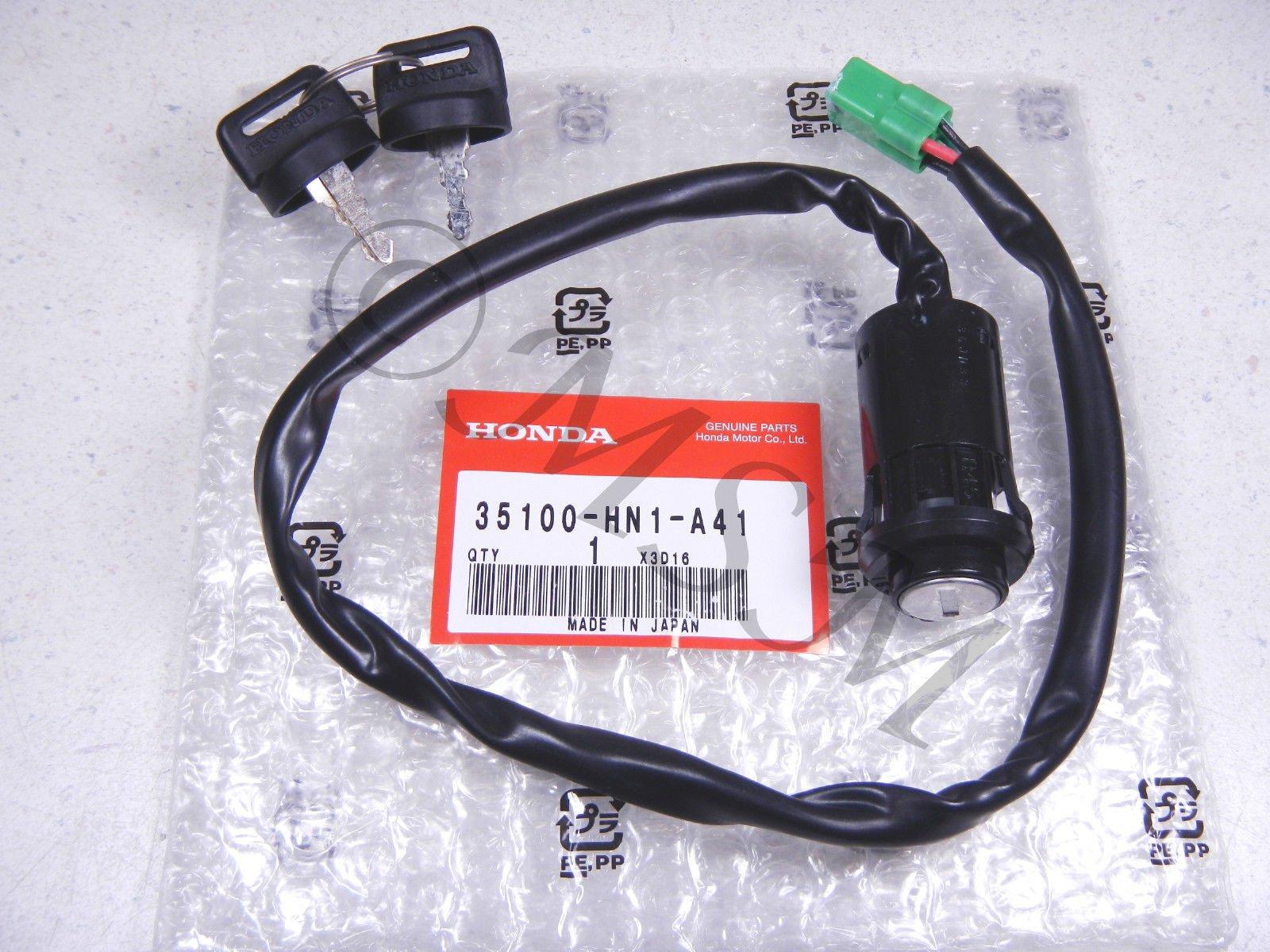 05-08 TRX400EX NEW OEM GENUINE HONDA IGNITION SWITCH W/KEYS 5045-009