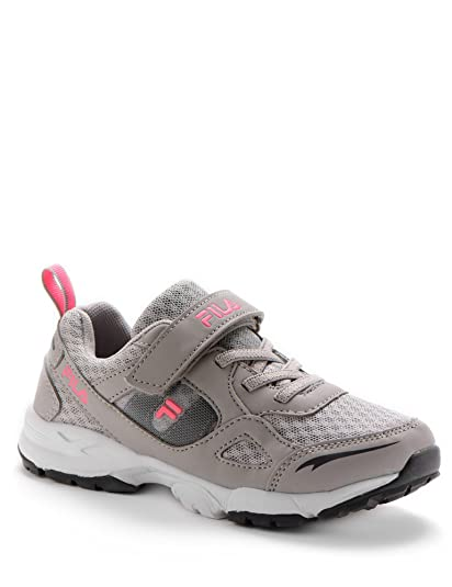 487652de8923 Fila Memory Dynamo 2 Kids Footwear Grey in Size UK 12.5 Little Kid   Amazon.co.uk  Shoes   Bags
