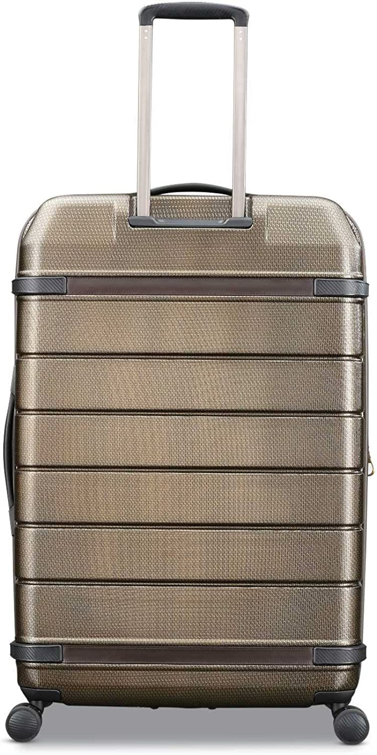 Hartmann Century Expandable Hardside Luggage with Double Spinner Wheels