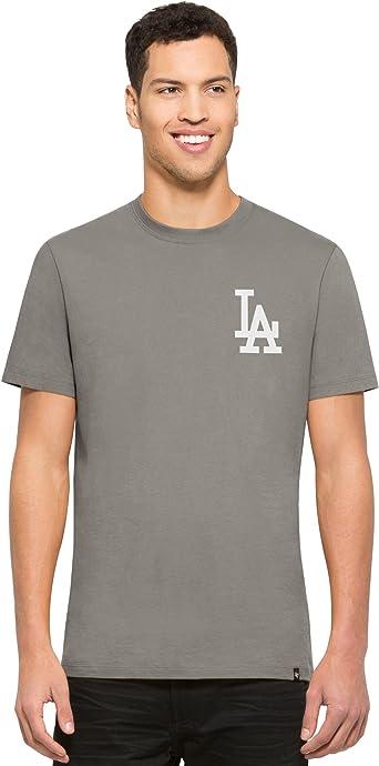 47 Los Angeles Doyers Dodgers Wordmark Super Rival Mens Tshirt