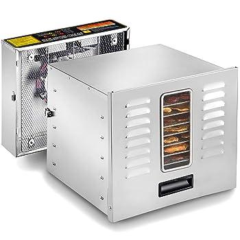 STX-DEH-1200W-XLS commercial grade digital dehydrator