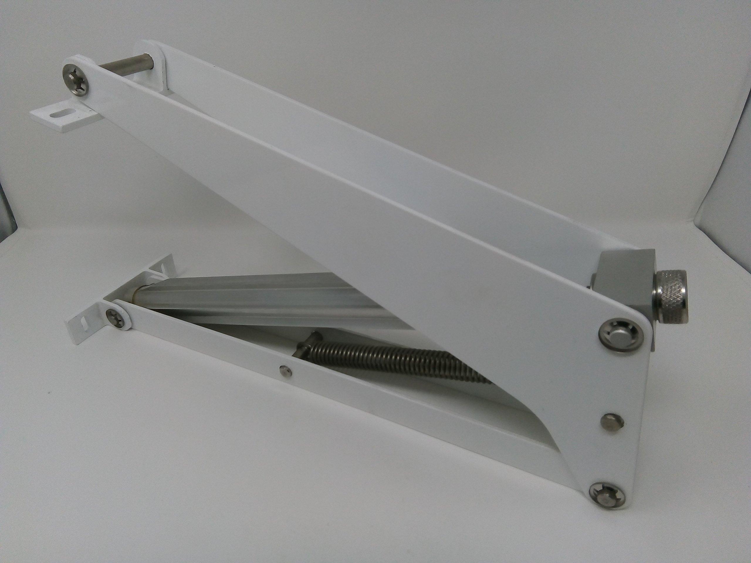 Bayliss MK7 Super Automatic Vent Opener White Finish