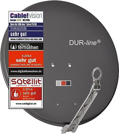 SCHWAIGER SAT-Finder digital//Satellitenerkennung//Satelliten-Finder int... 5170