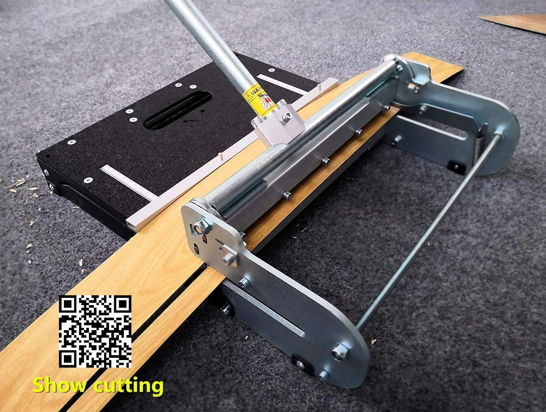 MantisTol 13'' Pro LVT/VCT/LVP/PVC/Vinyl Tile Cutter LVT-330, Better than 12-In Vinyl Tile Cutter by MANTISTOL