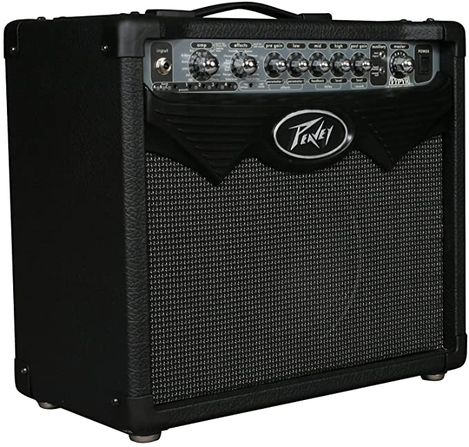 Amazon.com: Peavey Vypyr 15 Modeling Electric Guitar Amplifier: Musical Instruments