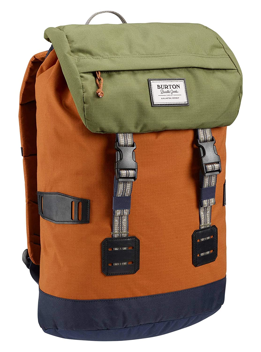 214c878819 Amazon.com: Burton Tinder Backpack, Adobe Ripstop, One Size: Sports &  Outdoors
