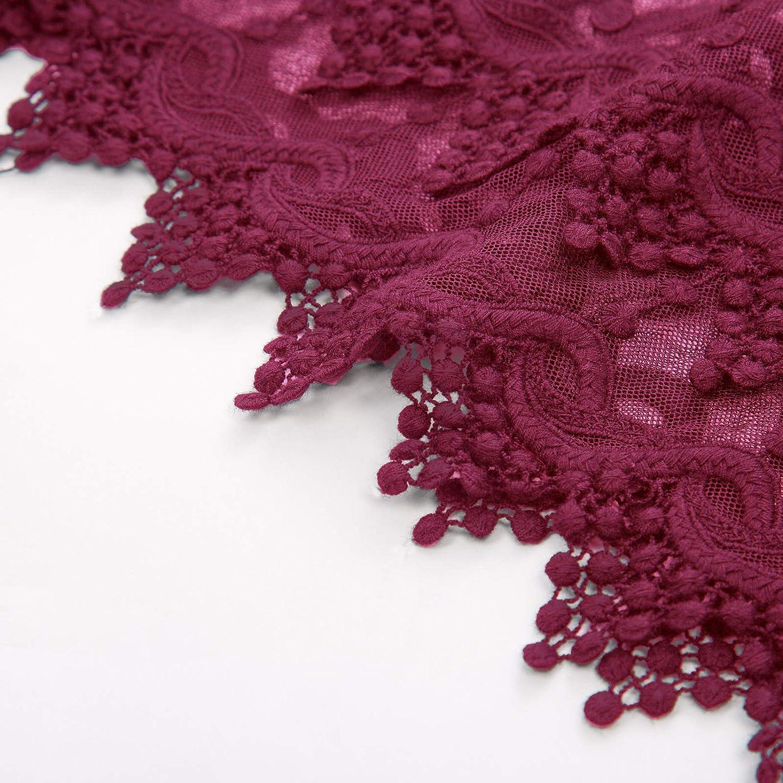 Hanna Nikole Plus Size Womens Lace Camisole Shirt Extender HN57
