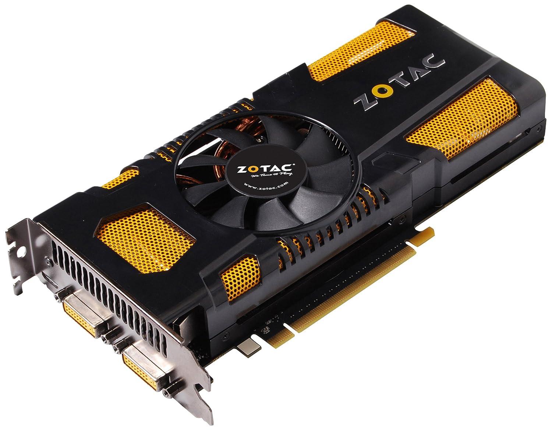 Zotac ZT-50304-10M - Tarjeta gráfica (GeForce GTX 560 Ti, 2560 x ...