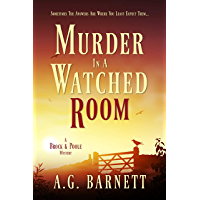 Murder in a Watched Room: Sometimes the answers are where you least expect them... (A Brock & Poole Mystery Book 4)