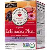 Traditional Medicinals Echinacea Plus Elderberry