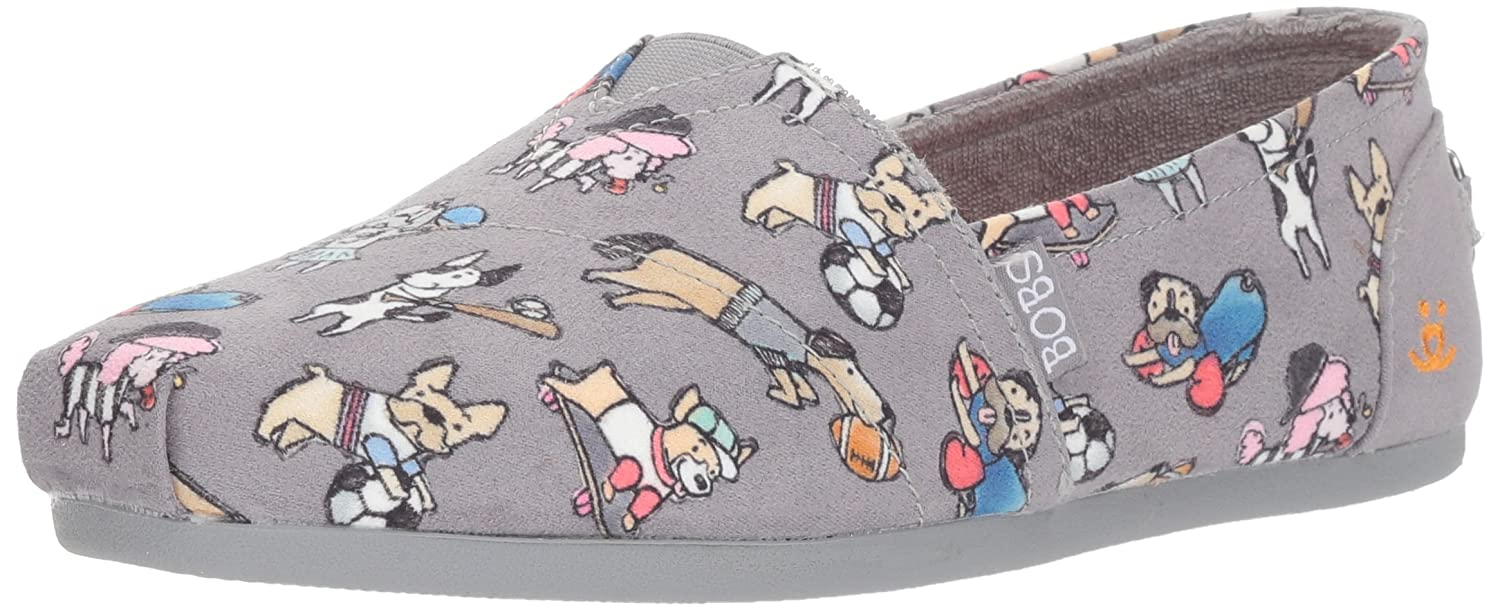 Skechers BOBS Women's Plush Go Fetch Ballet Flat