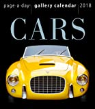 Cars Page-A-Day Gallery Calendar 2018