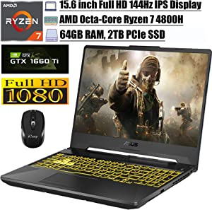 2020 Newest Asus TUF A15 Gaming Laptop 15.6