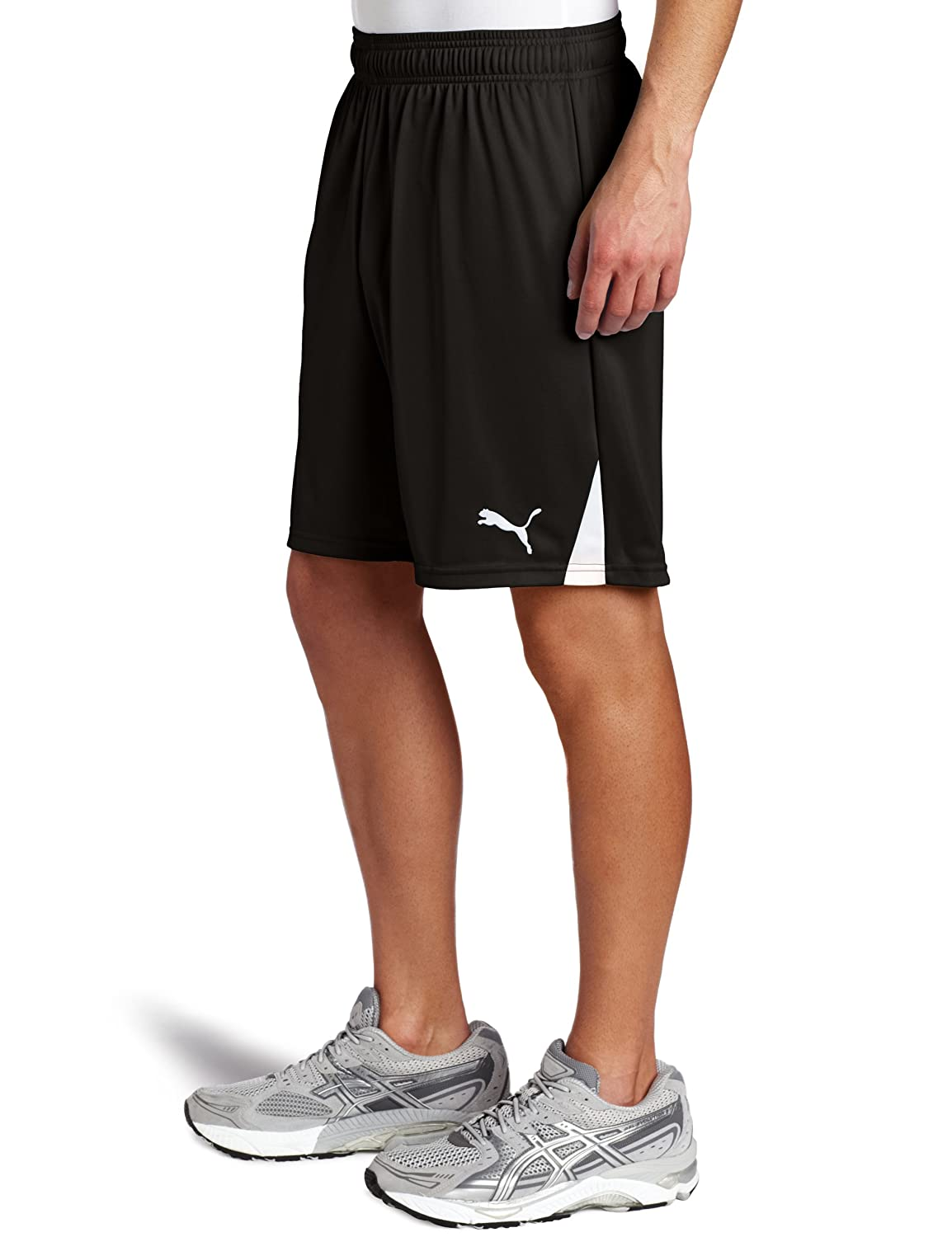dec28ca9b419 Amazon.com  Puma Youth s Team Shorts without Inner Slip  Sports   Outdoors