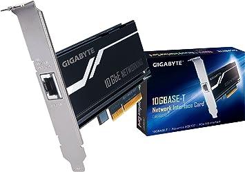 Amazon.com: Gigabyte gc-aqc107 (10GbE tarjeta de adaptador ...