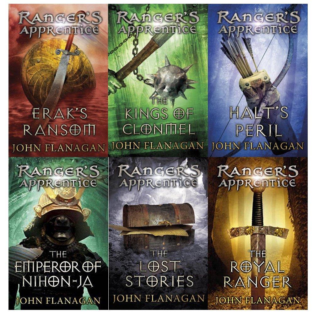 Rangers Apprentice Collection Set, 110 Books: John Flanagan:  9789123617739: Amazon: Books