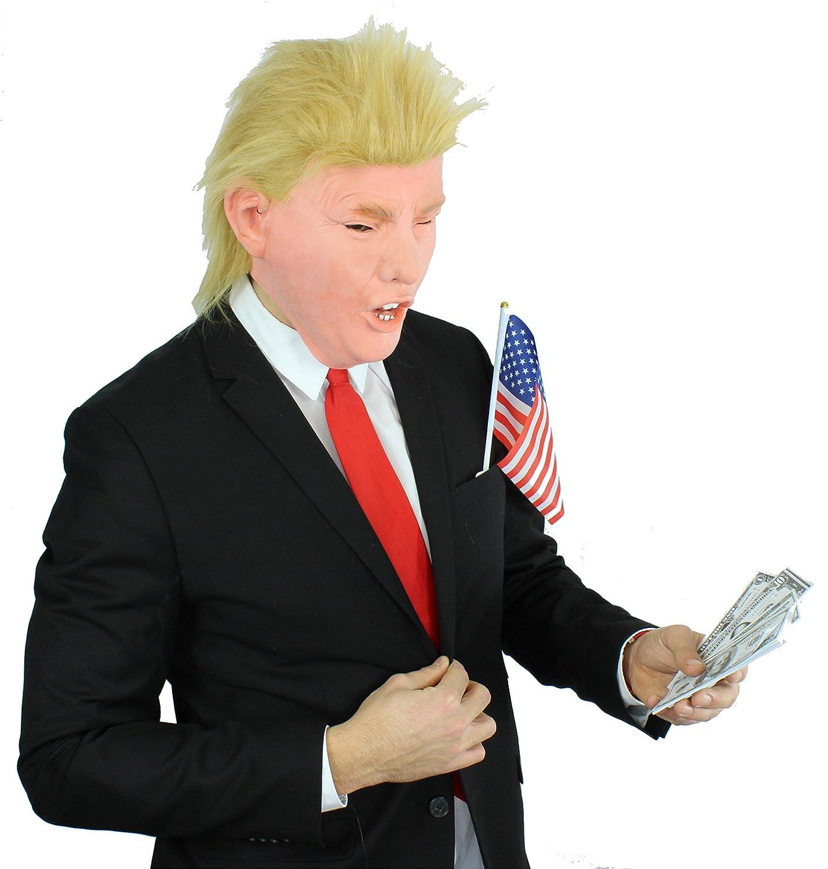 TK Gruppe Timo Klingler Donald Trump Set - Carnaval Carnival Mask ...