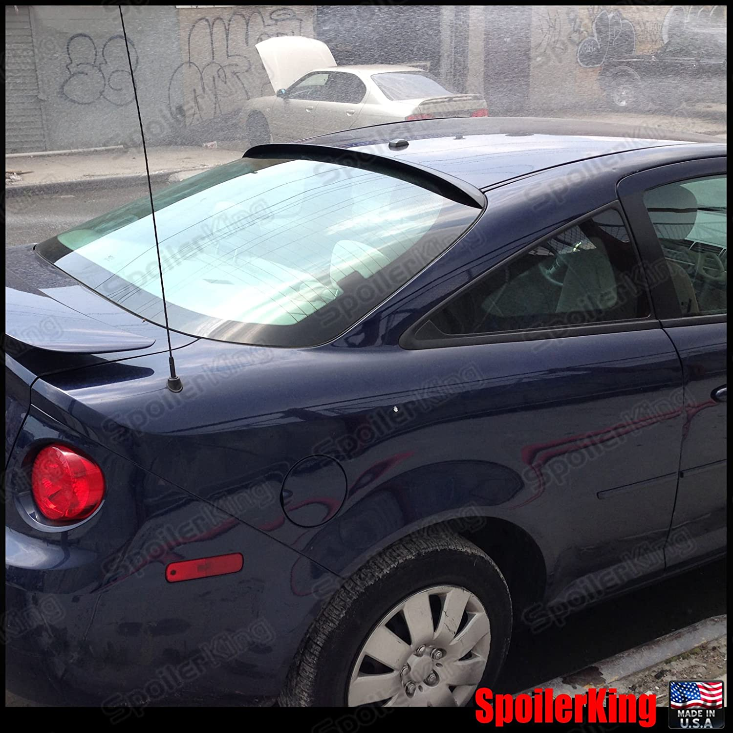 Delightful Amazon.com: Chevy Cobalt 2dr 2005 2010 Rear Window Roof Spoiler (284R):  Automotive