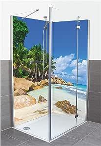 Artland D3JN - Panel de Pared de Aluminio Compuesto para Ducha ...