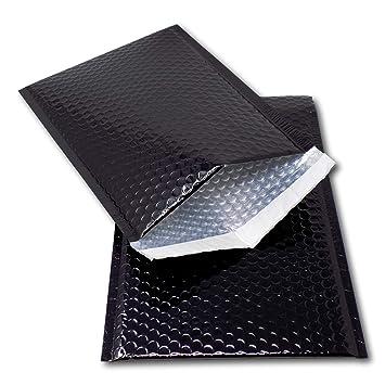 5 Purple 324mm x 230mm A4//C4 Shiny Metallic Bubble Padded Bag Mailing Envelopes