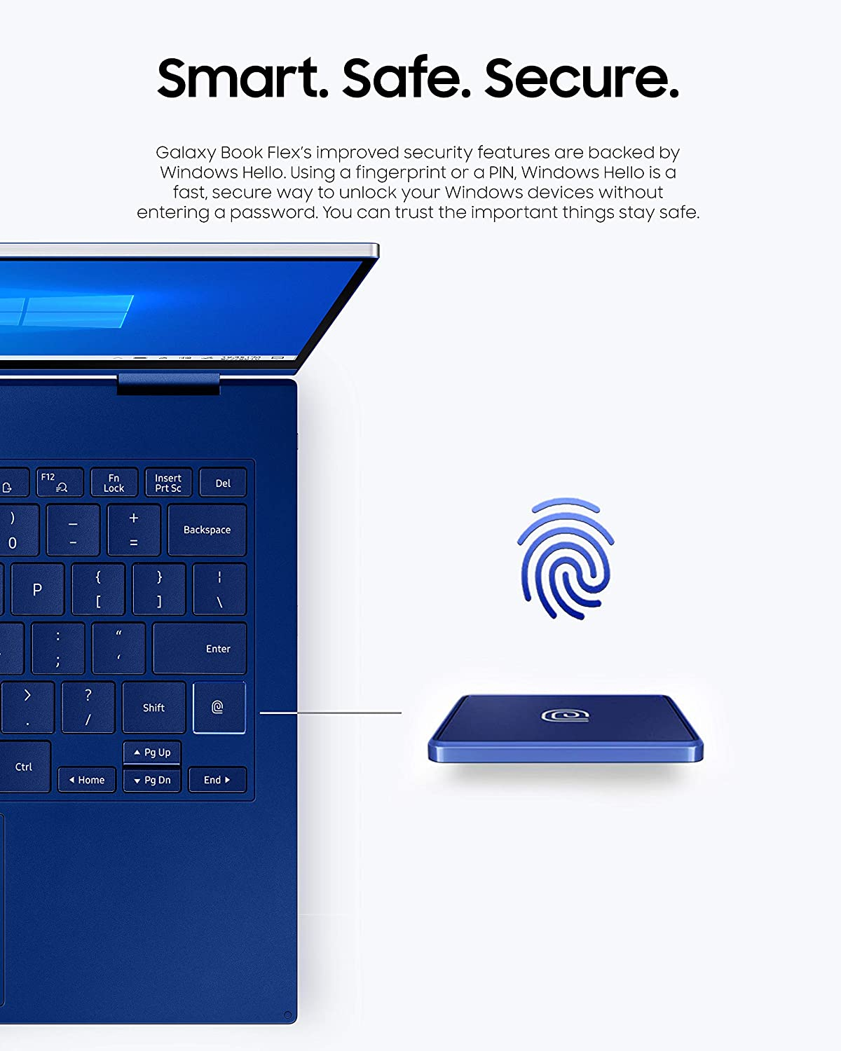 """Samsung Galaxy Book Flex 13.3"""" Laptop