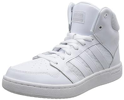 87fa2441fe42d Amazon.com: Adidas Cloudfoam SuperHoops Mid Homme: Shoes