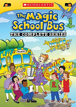 amazon com the magic school bus the complete series lily tomlin
