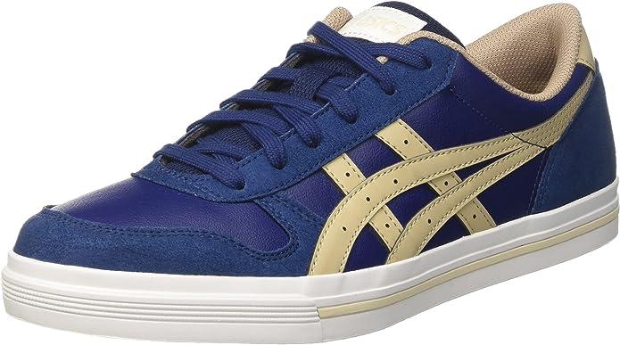 ASICS Aaron Sneaker Herren Blau/Latte Größe 36-49