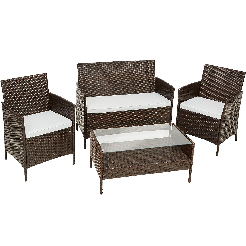 Conjunto de jardin baratos best es muebles rattan for Muebles de exterior baratos