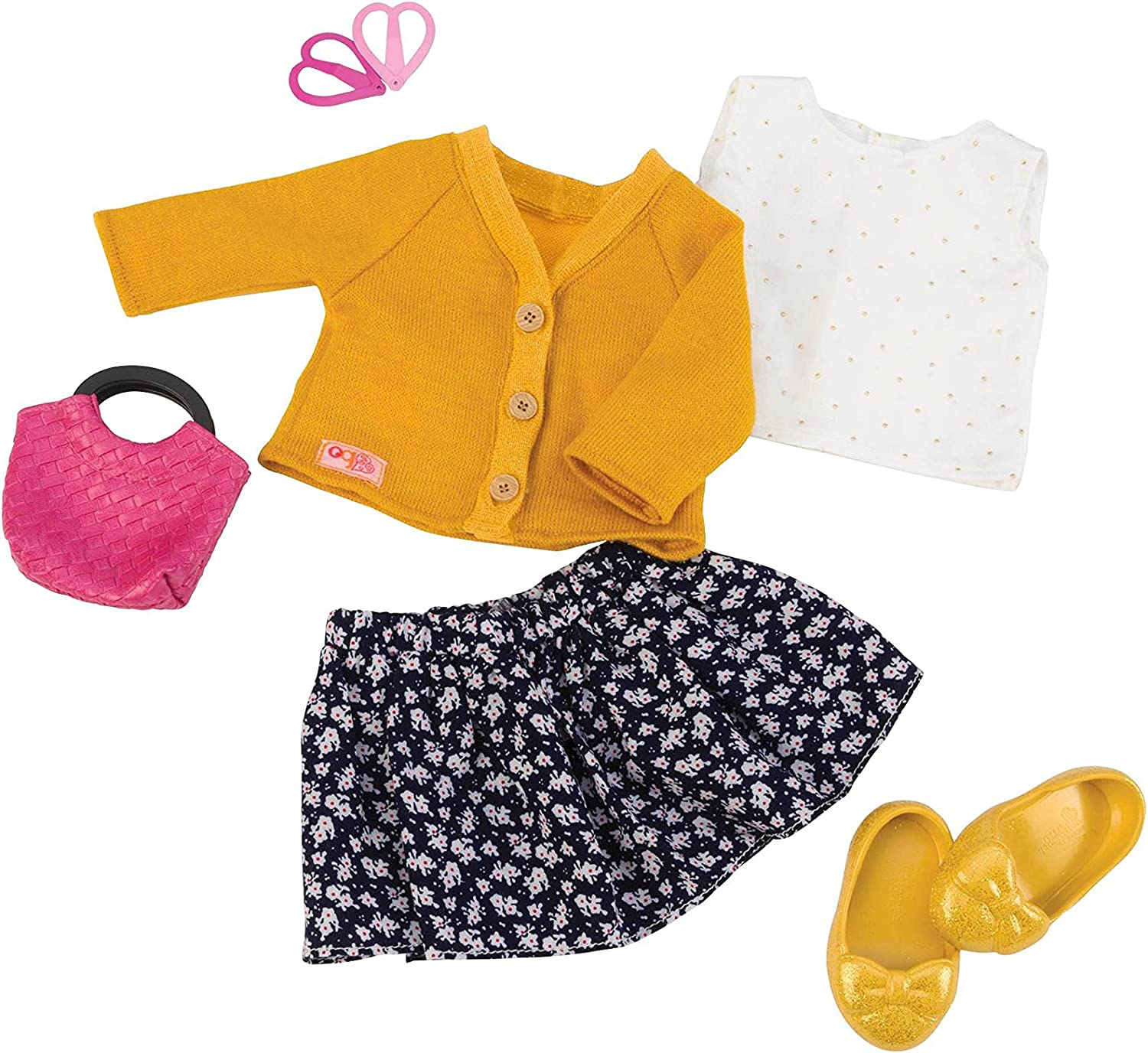 Our Generation Goldie Luxe Doll Deluxe Outfit