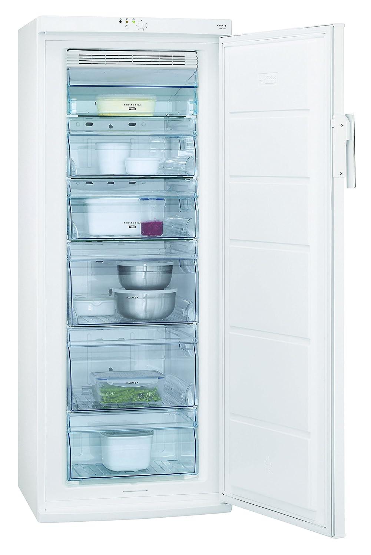 AEG A42000GNW0 - Congelador (Vertical, Independiente, Color blanco ...