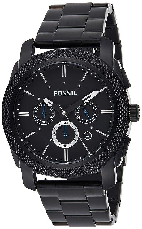 Fossil Analog Black Dial Men's Watch   FS4552 Wrist Watches