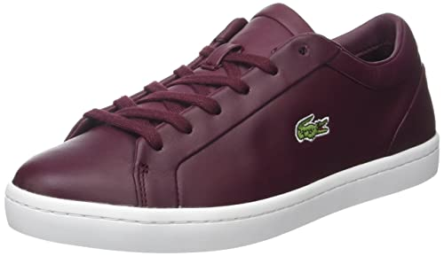 Lacoste Damen Straightset Lace 317 3 Trainer Low