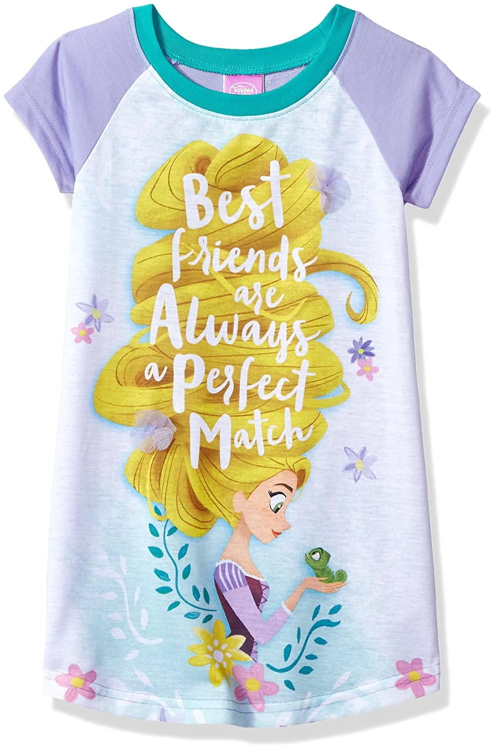 Disney girls Rapunzel Nightgown RYGDL