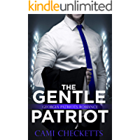 The Gentle Patriot: Georgia Patriots Romance (Quinn Family Romance Book 3)